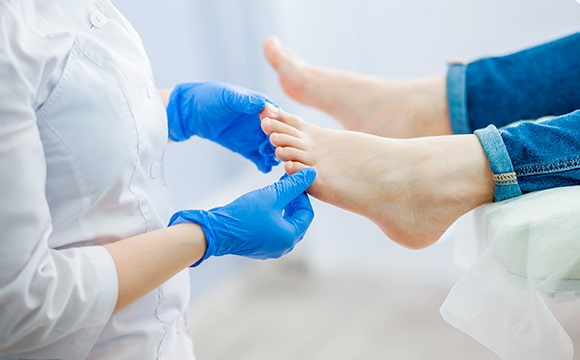 Podiatry Surgery Anesthesia