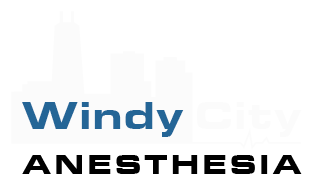 Logo Anesthesia Services in Chicago, IL - Windy City Anesthesia