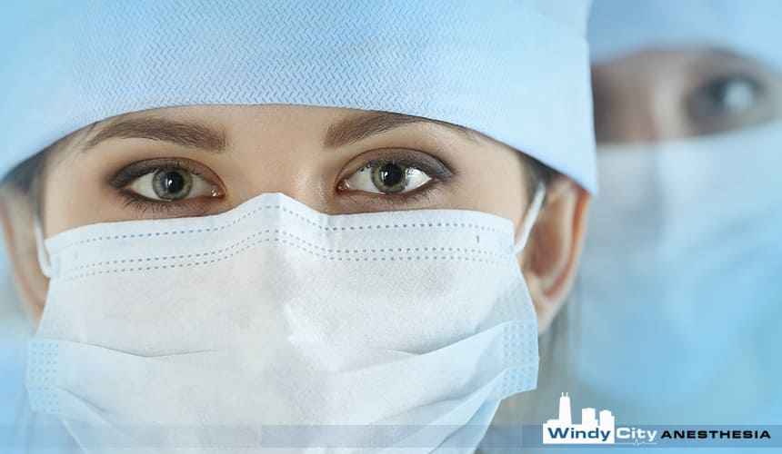 What is the benefit of hiring Windy City Anesthesia?